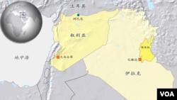 叙利亚城镇科巴尼