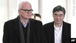美国和韩国就北韩核计划举行会谈