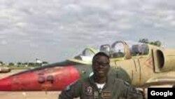 Marigayi Flight. Lt. Alfred Olufade