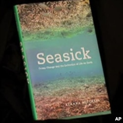 In her new book, 'Seasick: Ocean Change and the Extinction of Life on Earth,' Alanna Mitchell takes readers to one of the world's nearly 500 dead zones.