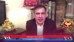 Михаил Саакашвили об обвинительном приговоре
