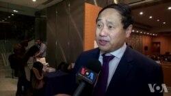 韩中人权活跃人士纽约商议合作