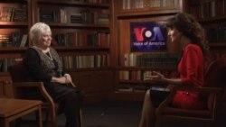 Интервью с министром иностранных дел Эстонии Мариной Кальюранд