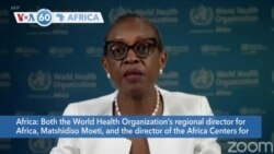 VOA60 Afrikaa - Third wave of COVID-19 infections hits Africa hard