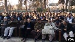 شهر کندز چند ماه پیش برای چند روز محدود به تصرف طالبان در آمد.