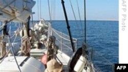 پنج دزد دريايی در خليج عدن به بازداشت نيروهای نظامی ترکيه در آمدند