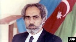 Azərbaycan milli azadlıq hərəkatının lideri və ilk demokratik prezident Əbülfəz Elçibəy