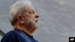 Luiz Inacio Lula da Silva tsohon shugaban kasar Brazil zai ci gaba da zama gidan kaso