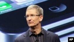 Tổng giám đốc điều hành Apple Tim Cook