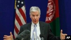 رایان کراکر، سفیر پیشین امریکا در افغانستان، عراق، پاکستان و سوریه