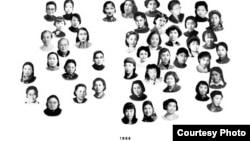 """1966年爆發的""""文化大革命""""造成無數中國人非正常死亡。"""