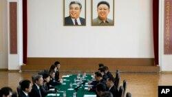 지난 3월 중국 베이징 주재 북한대사관에서 양국 국장급 회담이 열렸다. 북한 송일호 북·일 국교정상화 교섭담당 대사와 일본 이하라 준이치 외무성 아시아대양주 국장이 각각 참석했다. (자료사진)