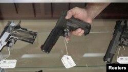 Las leyes para adquirir un arma son distintas en cada estado de EE.UU.