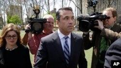 Michael Grimm, un exagente de FBI, ocupa un escaño en la Cámara de Representantes en Washington desde enero de 2011.
