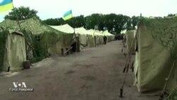 На далеких пограничных заставах Украины растет напряженность