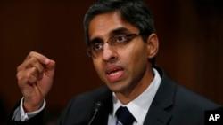 Dr. Vivek Hallegere Murthy, kepala badan kesehatan masyarakat AS yang baru.