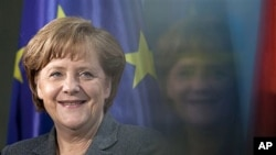 앙겔라 메르켈 독일 총리 (자료사진).