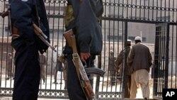انتقال مسوولیت نگهبانی زندان ها به وزارت امور داخلۀ افغانستان