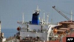 რუსეთის გემი შველას ითხოვს