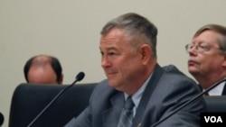 来自加州的共和党籍国会众议员罗拉巴克在国会听证会上(资料照)