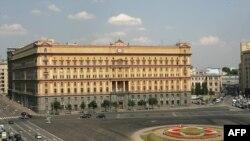 ФСБ РФ, Москва, Лубянская площадь (архивное фото)