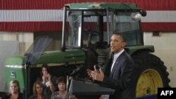 Барак Обама в Айове