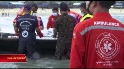 Myanmar: Tìm thấy 10 thi thể và mảnh vỡ máy bay quân sự