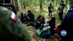 Країни ЄС обговорюють запровадження нових санкцій проти Білорусі через «штучне створення імміграційної кризи». Відео