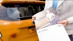 Kalender Supir Taksi New York Tampilkan Keragaman Warga