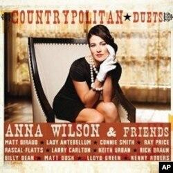 "Anna Wilson's ""Countrypolitan Duets"" CD"