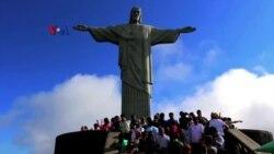 Patung Yesus Penebus dan Piala Dunia