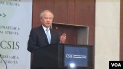 Duta Besar China untuk AS Cui Tiankai di Washington.