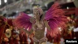 Varias ciudades de Brasil viven su carnaval, pero es el de Río de Janeiro el que más congrega a visitantes de todo el mundo.