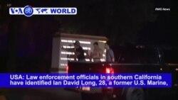 VOA60 World PM - Gunman Kills 12 at California Bar