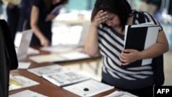 ABŞ-da işsizlik səviyyəsi yüksək olaraq qalır