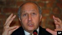 Лоран Фабиус