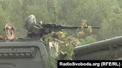 Змагання артилеристів оперативного командування «Північ»