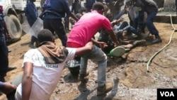 Arrestation d'environ 4O jeunes de la LUCHA à Goma le 31 Juillet 2017