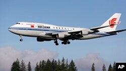 Boeing estima que China compre 6.810 aviones en los próximo 20 años.