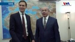 Kushner'in Ortadoğu Mesaisi Devam Ediyor