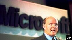 Steve Ballmer, CEO Microsoft (Foto: dok).