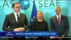 Pasqyra e zhvillimeve kryesore në Kosovë gjatë vitit 2018