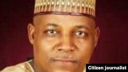Gwamnan Borno Kashim Shettima kuma shugaban kungiyar gwamnonin jihohin Arewa