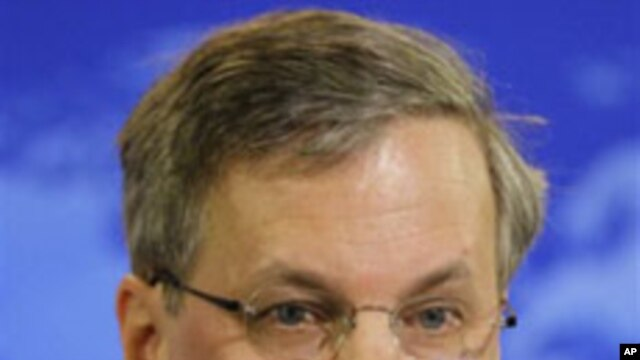 State Department spokesman Ian Kelly (file)