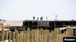 'Sandy' azotó en 2012 con fuerza la costa este de Estados Unidos, y dejó más de un centenar de muertos y destrucción numerosas de viviendas.