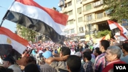 Protests and Rallies in Egypt