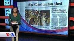 8 Eylül Amerikan Basınından Özetler