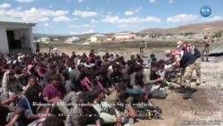Van'da 300'e Yakın Göçmen Gözaltında