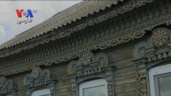 نگاهی به پنجره های قدیمی روسی، هنری که کمکم نابود می شود