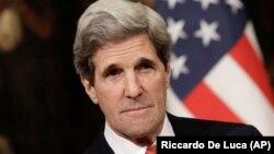 Bộ trưởng Ngoại giao Hoa Kỳ John Kerry